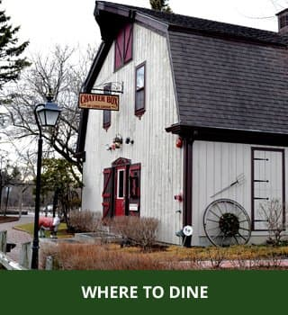 where to dine