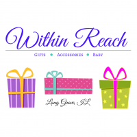 within reach logo square