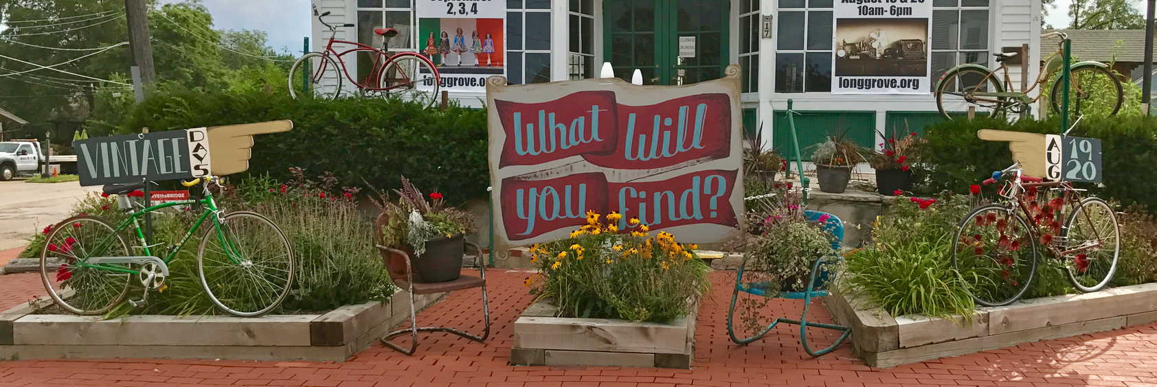 Vintage Days « Historic Downtown Long Grove | Shopping, Dining and ...