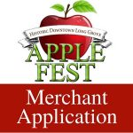 Apple fest Merch app
