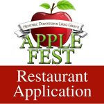 Apple fest REST app