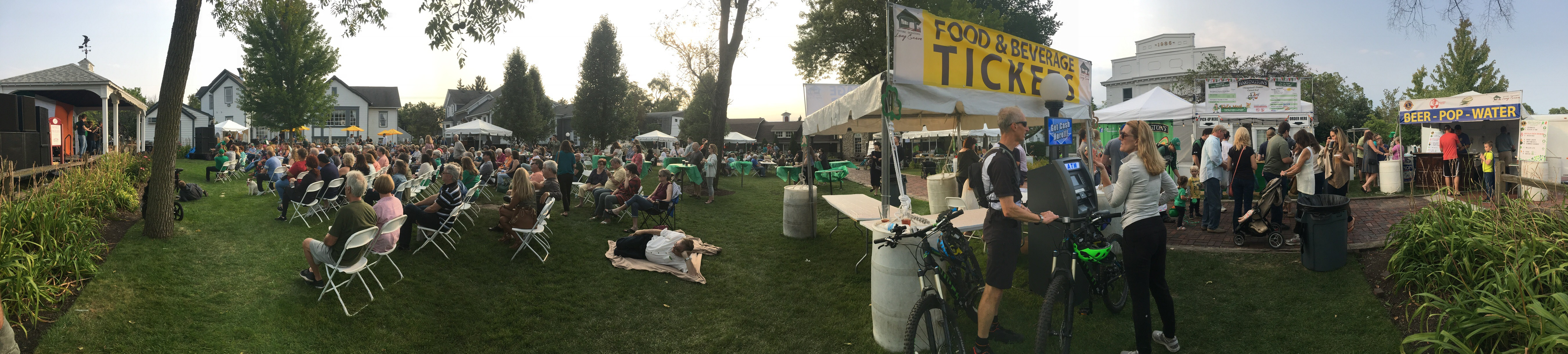 Irish Days Pano